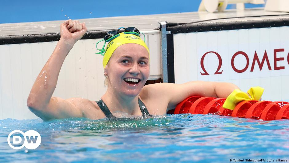 Tokyo Olympics Digest: Titmus pips Ledecky to gold in 400-meter freestyle
