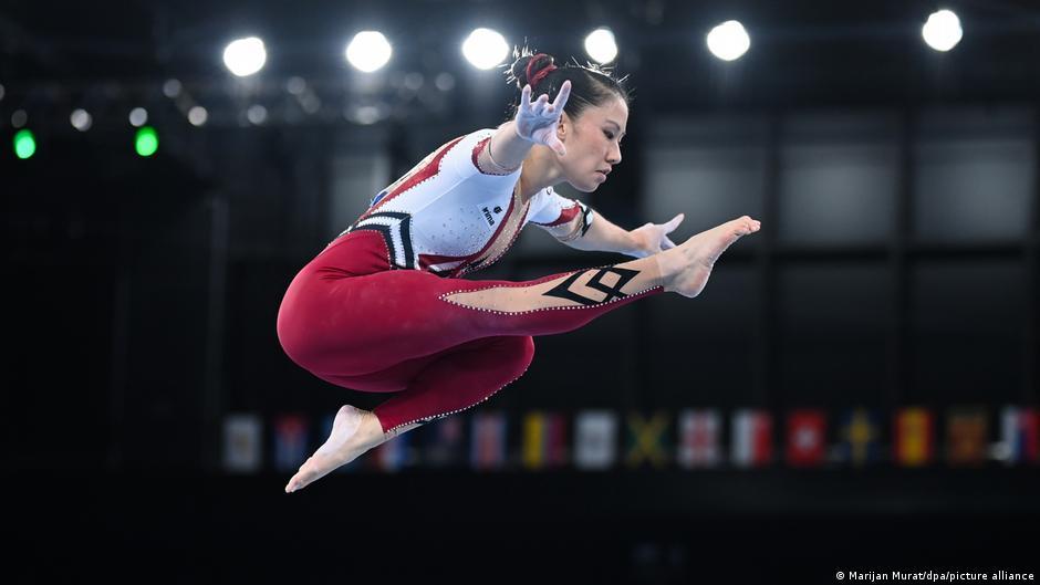 Tokyo 2020   Turnen: Kim Bui aus Deutschland