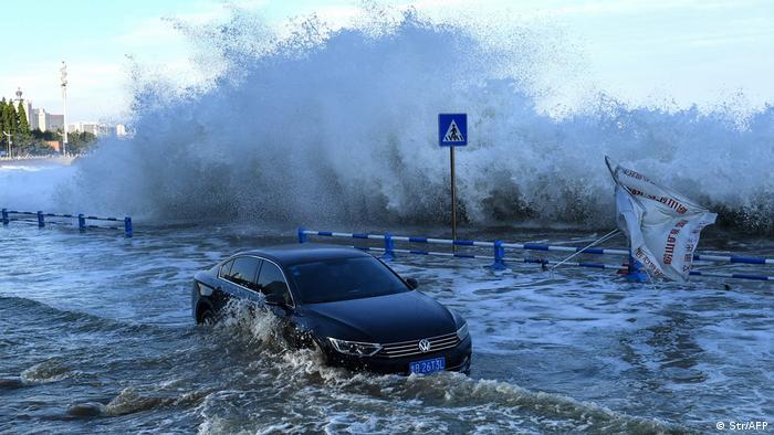 Sel Çin'i de vurdu