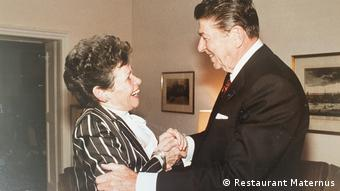 Роналд Рейгън е само един от американските президенти, гостували на Риа Матернус