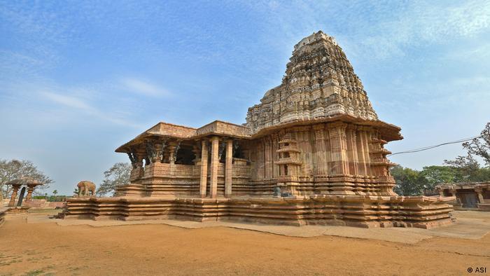 Храм Рамаппа, Індія