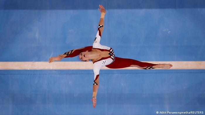 Olympia 2020 Tokio | Turnen Pauline Schaefer