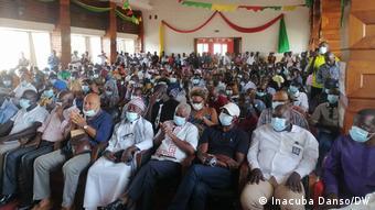 Guinea-Bissau | Pressekonferenz PAIGC