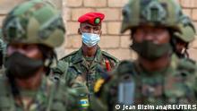 Symbolbild I Militär Ruanda