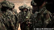 Militares ruandeses destacados para Cabo Delgado, Moçambique