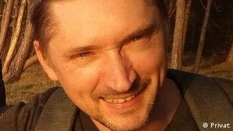 Эколог Андрей Абрамчук