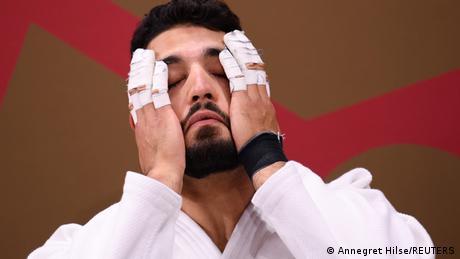 <div>Tokyo 2020: Second withdrawal overshadows Israeli judoka Tohar Bulut's Olympics</div>