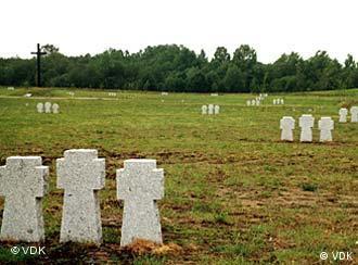 Кладбище немецких военнопленных в России