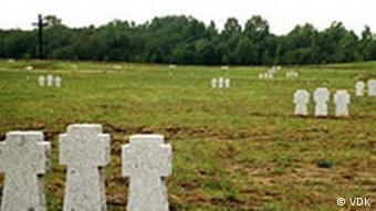 Немецкое кладбище в Сологубовке