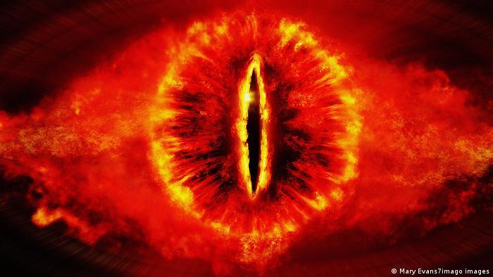 Film Herr der Ringe I Eye Of Sauron