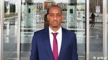 Amadu Tidjane Baldé, President of the Guinea-Bissau Court of Auditors Bissau, 26.07.2021 via Braima Darame, 26.07.2021