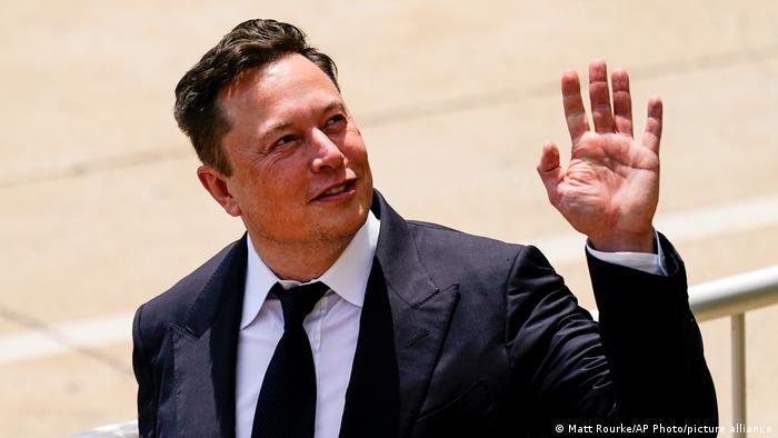 USA Tesla-Chef Elon Musk