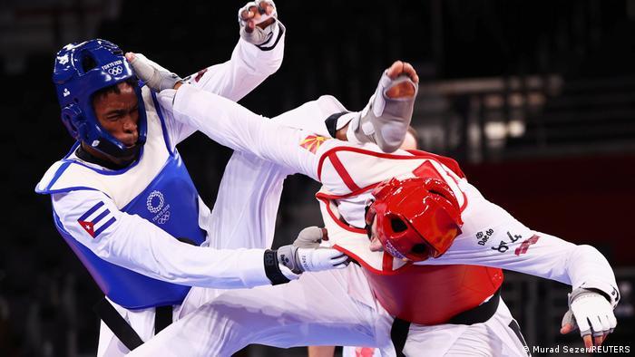 Tokyo 2020 | Taekwondo: Rafael Alba Castillo - Dejan Georgievski