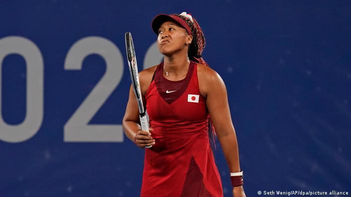Olympia Tokio 2020 l Tennis Frauen Achtelfinale, Naomi Osaka scheidet aus