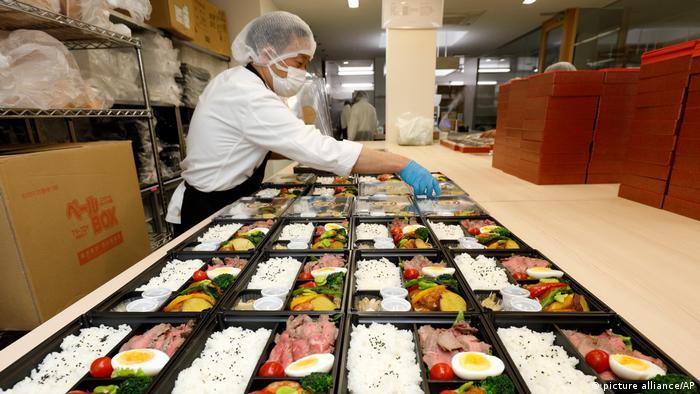 Japan - Bento Lunch Boxen
