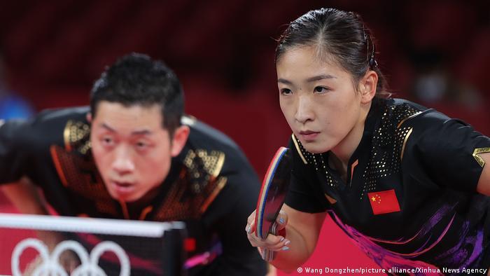 从1988年乒乓球被纳入奥运会比赛项目以来,中国总共赢得了32枚金牌中的28枚。