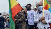 Jugend in Addis Abeba soll mobilisiert werden, um sich der Äthiopischen Verteidigungskräfte anzuschließen.