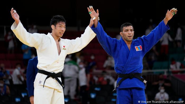 Tokio - Olympia - Judo