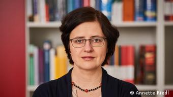 Эксперт по России Центра восточноевропейских и международных исследований (ZOiS) в Берлине Татьяна Голова