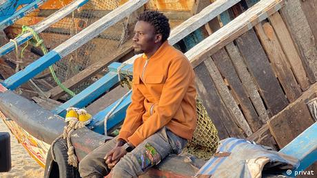 الشاب السنغالي مامادو ديا