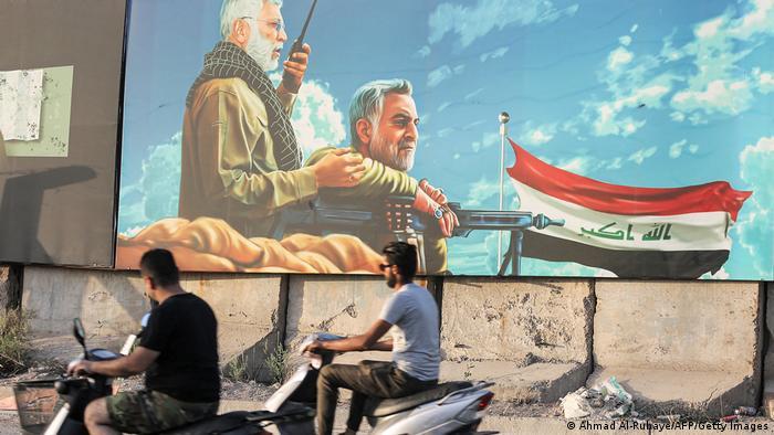 Irak Baghdad | Konflikt | Krieg Straßenszene