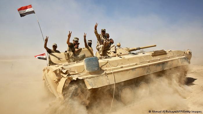 قوات الحشد الشعبي العراقي (أغسطس 2017)