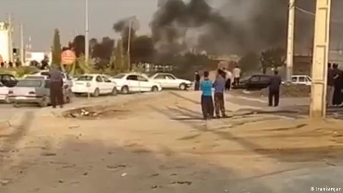 Iran, Kermanshah | Proteste