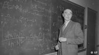 Robert Oppenheimer was the wartime director of the Manhattan Project that developed the atom bomb