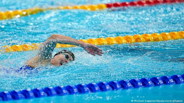 Сара Кёлер на Олимпиаде в Токио
