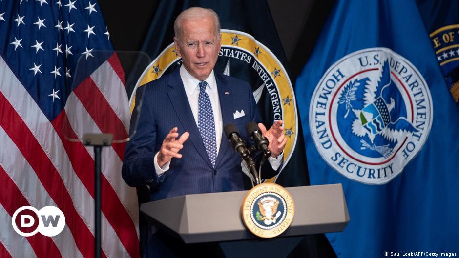 Biden: Cyberangriffe könnten zu Krieg führen
