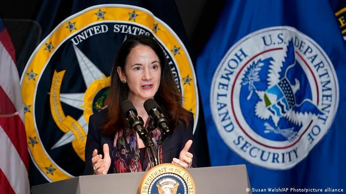 McLean, USA | Avril Haines, Direktorin National Intelligence