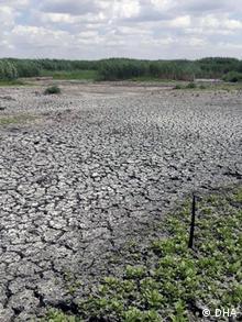 Türkei drohende Austrocknung des Sees Eber