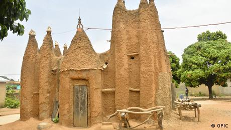 Ivory Coast | Sudanese style mosque
