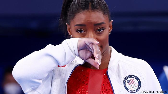 Olympische Spiele Simone Biles USA