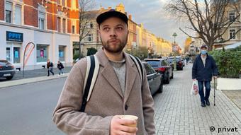 Програміст з України Максим Радомський