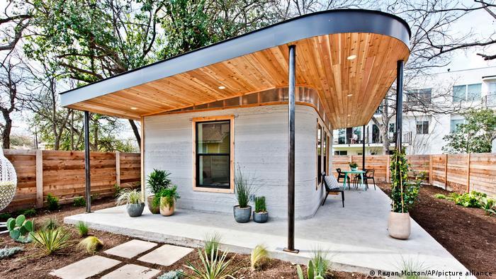 A welcome center at Austin, Texas