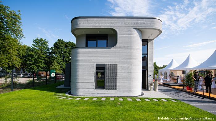 Häuser aus dem 3D Printer