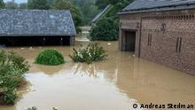Zerstörungen durch das Juli-Hochwasser im Buch- und Wissenschaftsverlag in Weilerswist-Metternich. Setzt Ihr die Bilder bitte ins CMS? Das © liegt jeweils bei Andreas Stedman, der auch auf einem Poreträtfoto zu sehen ist