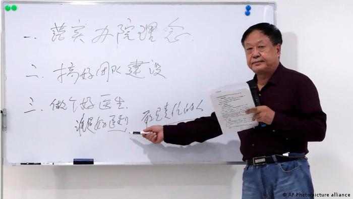 China Sun Dawu, Unternehmer & Schweinezüchter