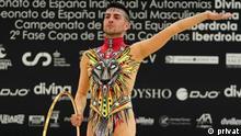 Cristofer Benitez spanischer rhythmischer Sportgymnast
