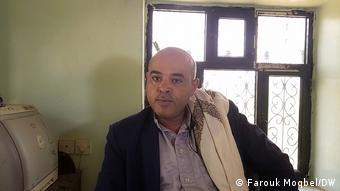 مدير إدارة حديقة الحيوان بصنعاء المهندس فؤاد الهرش