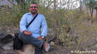 مدير عام الإدارة العامة لصون الطبيعة بالهيئة العامة اليمنية لحماية البيئة د. عبدالله ناصر الهندي