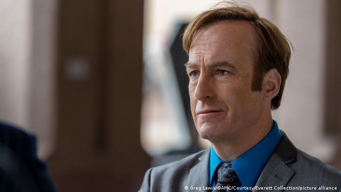 Bob Odenkirk como Jimmy McGill en Better Call Saul