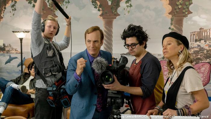 Escena de Better Call Saul de la temporada 5.