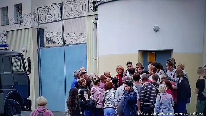 Belarus Minsk   Proteste
