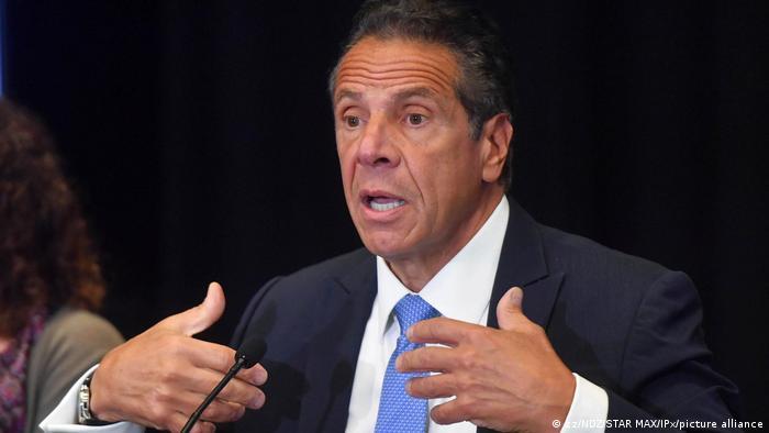 USA PK New York GouverneurAndrew Cuomo