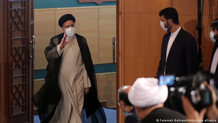Iran Präsident Ebrahim Raisi