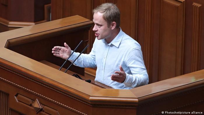 Ярослав Юрчишин (архівне фото) - серед депутатів, які заявили про вихід з Голосу