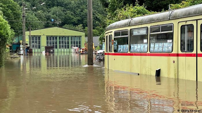 Трамвайный музей в Вуппертале