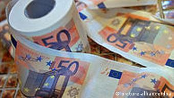 EU Eurozone Symbolbild Euro erholt sich